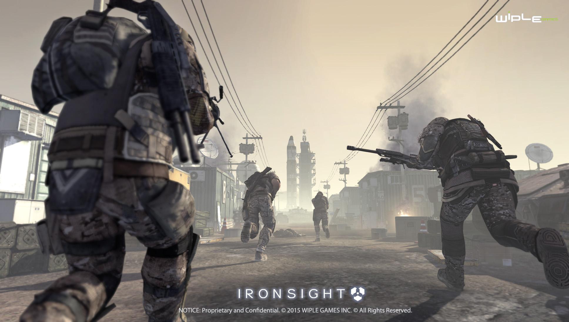 Обзор игры Irosn Sight