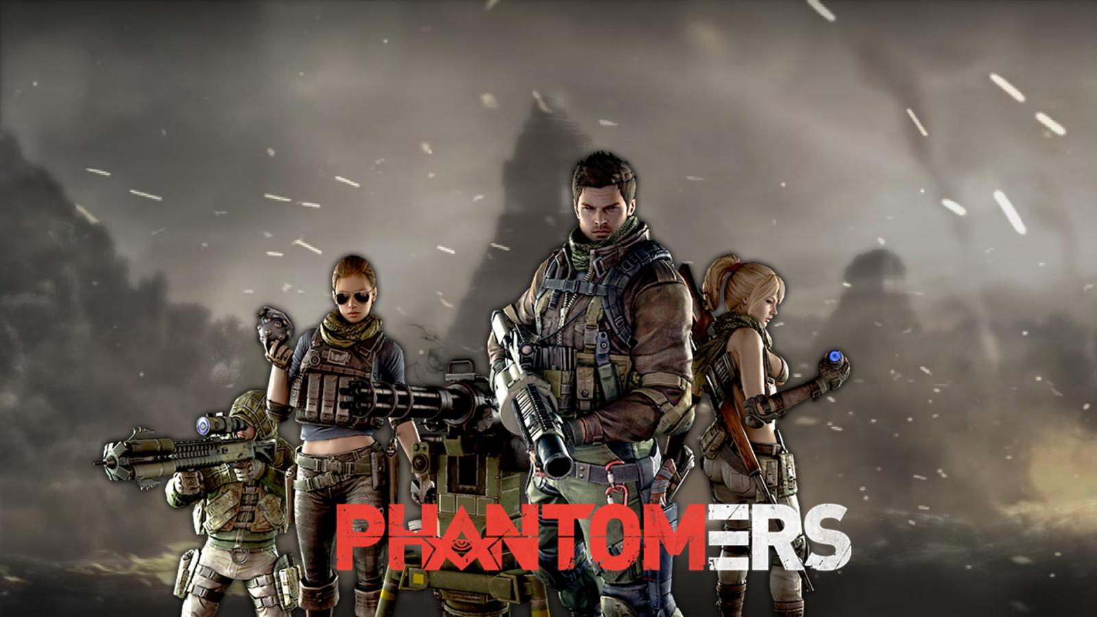 Phantomers – обзор онлайн игры