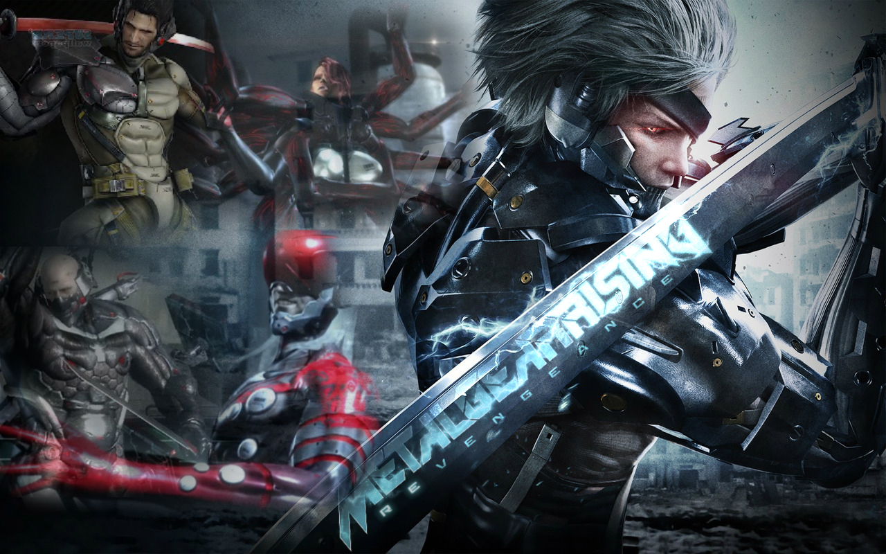 Обзор игры Metal Gear Rising: Revengeance