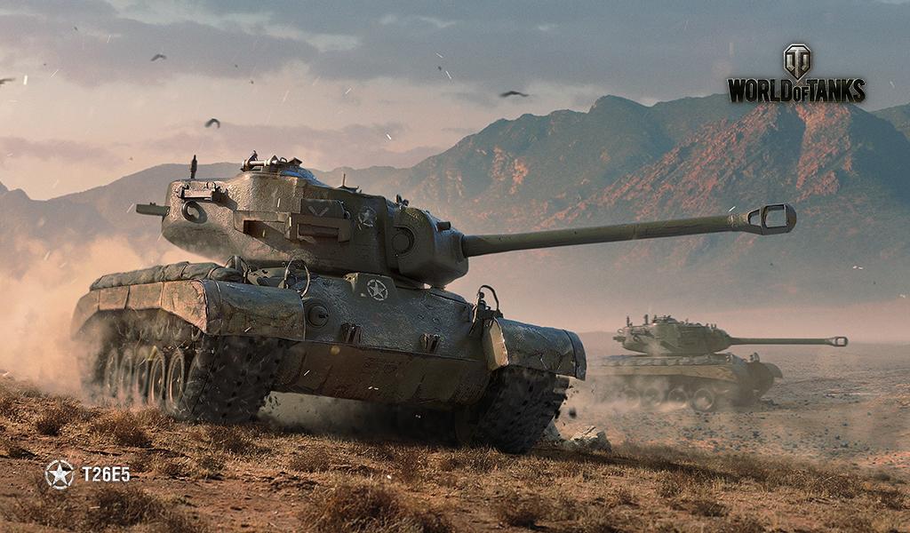 World of Tanks – обзор игры
